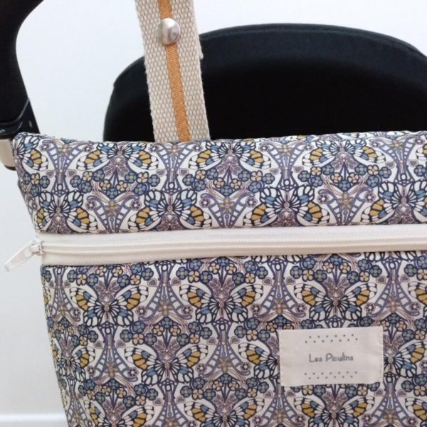 Bolsa Mini Liberty Mariposas