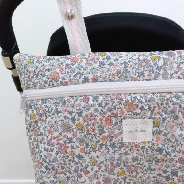 Bolsa Mini Liberty Flores Empolvado